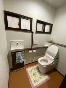 樫邸 トイレ改装工事_200328_0055